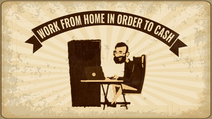 Work from home in Order to Cash
